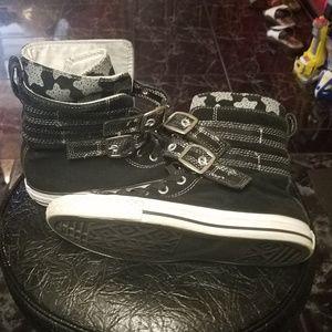 Converse Chuck Taylor Glendale Size 4 Junior Black